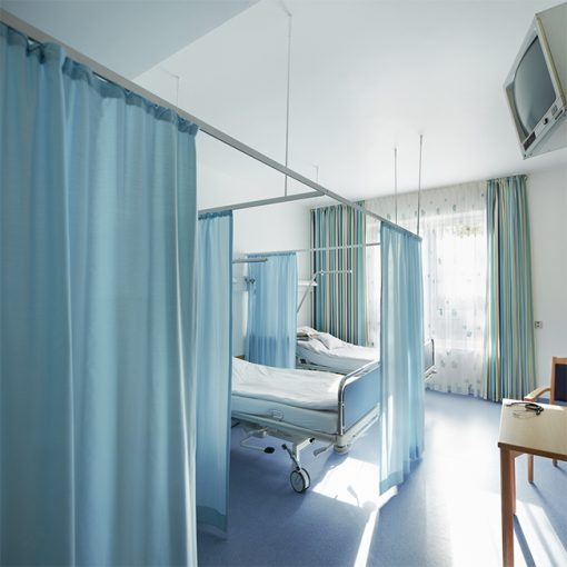 Hospital curtain 02